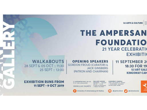 Celebrating 21 years of the Ampersand Foundation