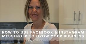 $5k Sales Days Using Social Media Messenger