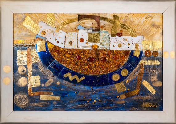 ''Amber boat'' 2019