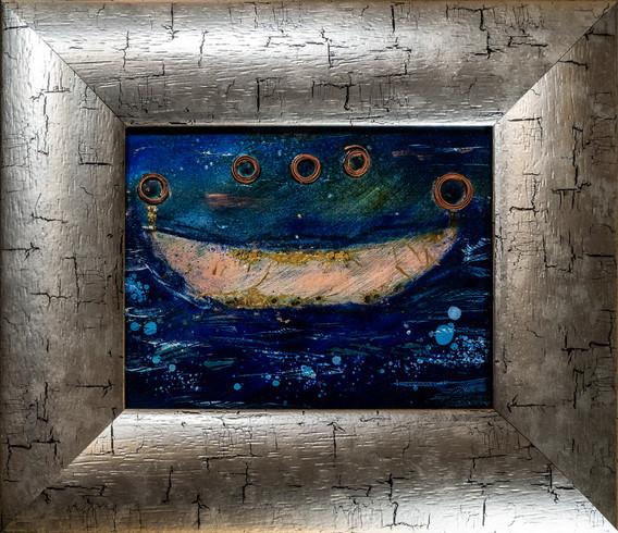 ''Boat of light'' 2016