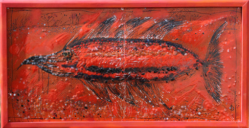 ''Red sea red fish'' 2014