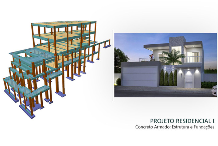 Projeto: RESIDENCIAL I