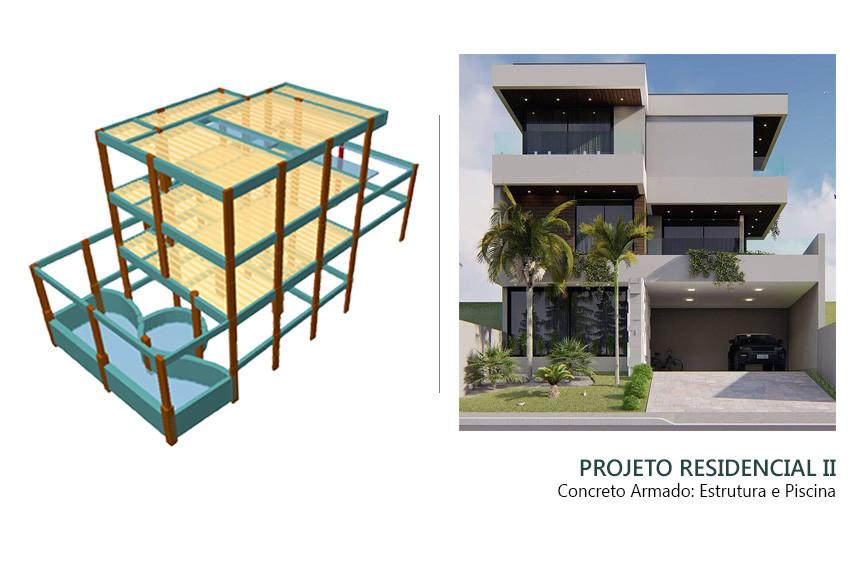 Projeto: RESIDENCIAL II