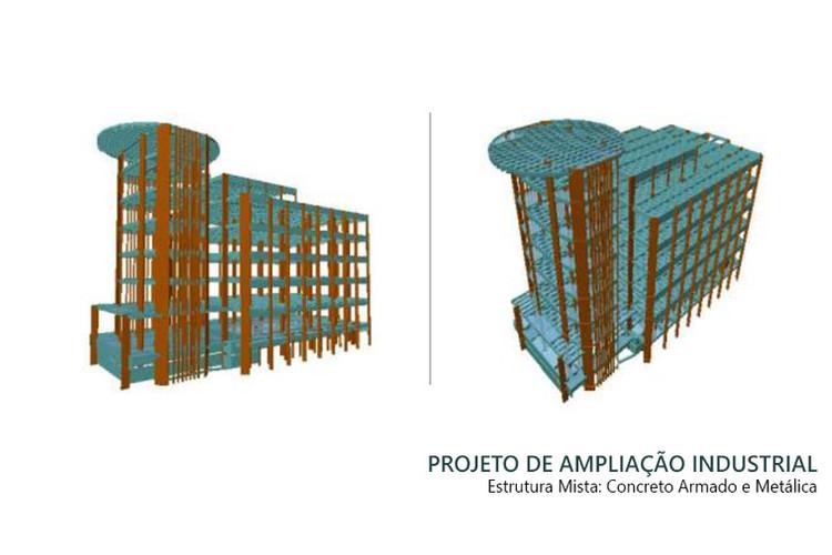 Projeto: AMPLIAÇÃO INDUSTRIAL