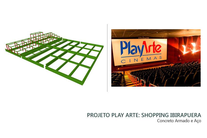 Projeto: PLAY ARTE IBIRAPUERA
