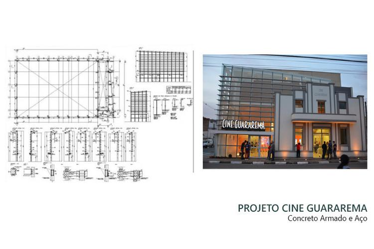 Projeto: CINE GUARAREMA