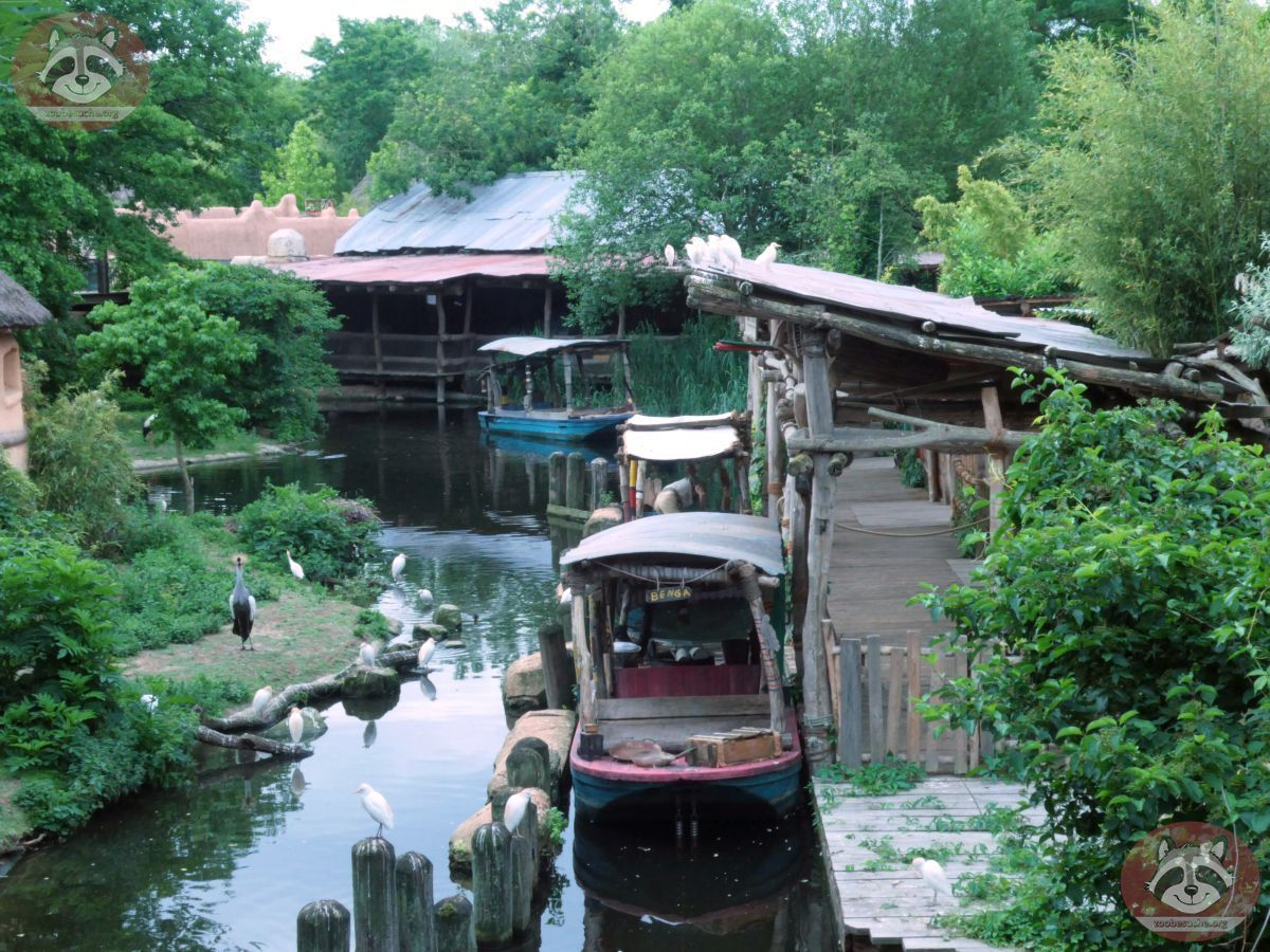 Boote am Sambesi