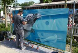 Streetart Grafitti