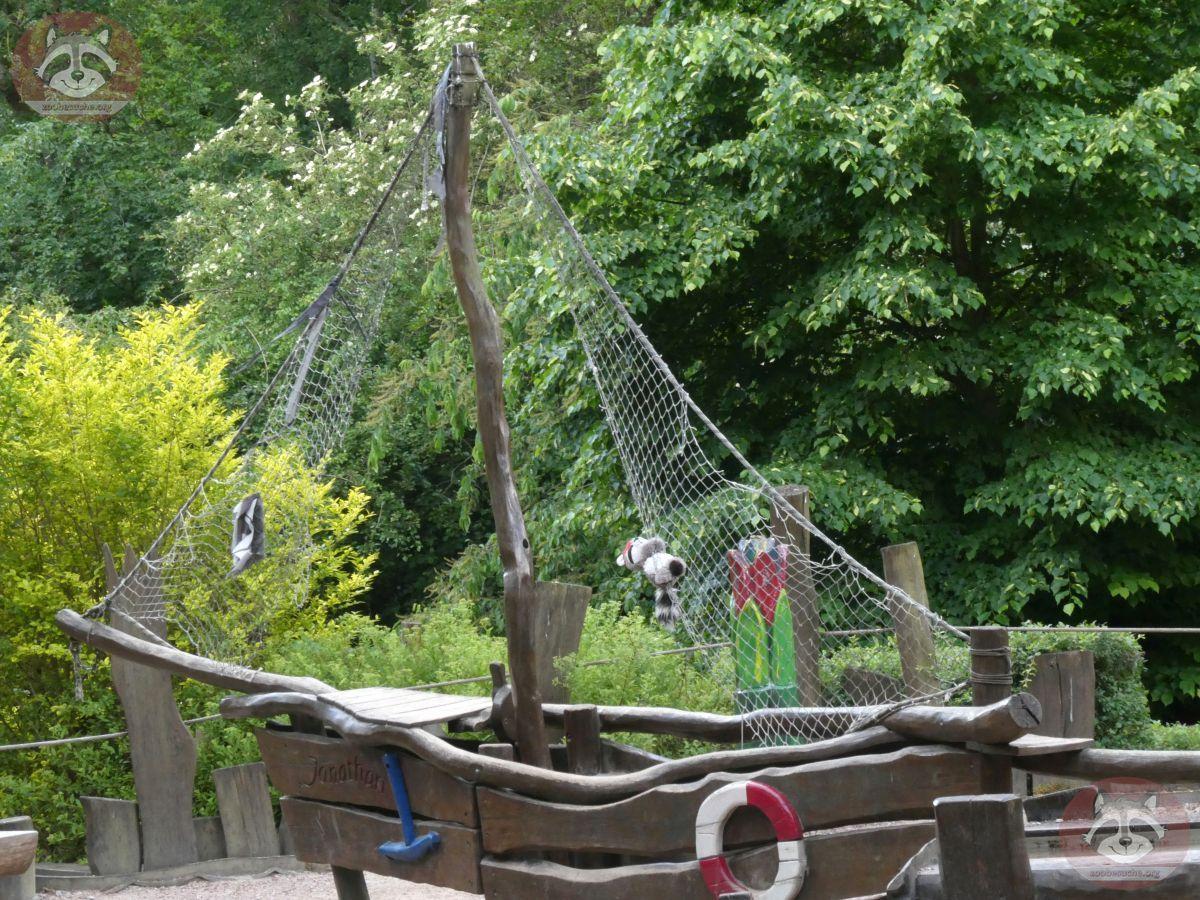 Wuschel im Boot (3)