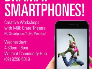 Youth workshops at Willmot Community Hub