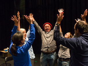 MEDIA RELEASE: Milk Crate Theatre sees record demand, reflecting shocking increase in homelessness n