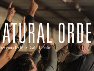 A major new work by Milk Crate Theatre