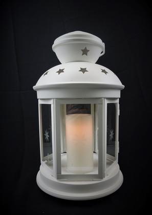 White Star Lantern