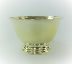 Gold Bowl Plastic