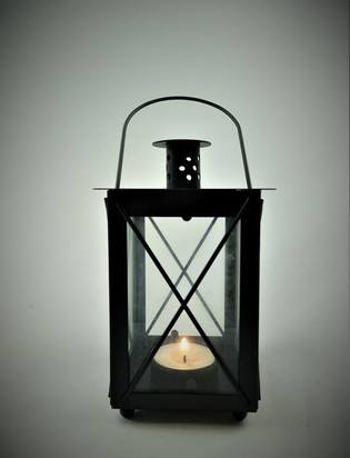 Black Stove Lantern
