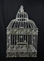 Circus Top Cage