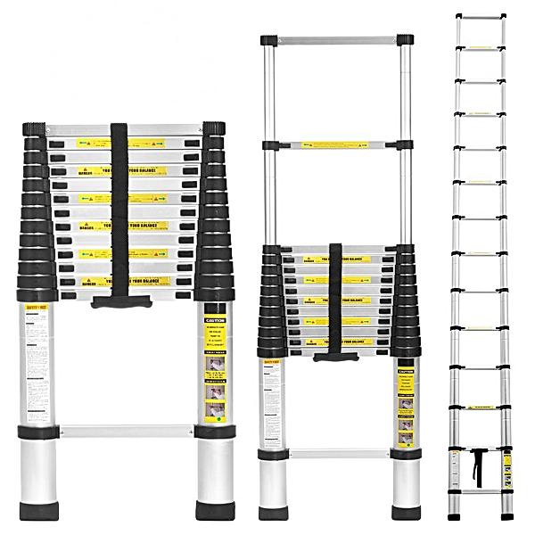 Aluminum Telescopic Ladder Abu Dhabi & Dubai Unique