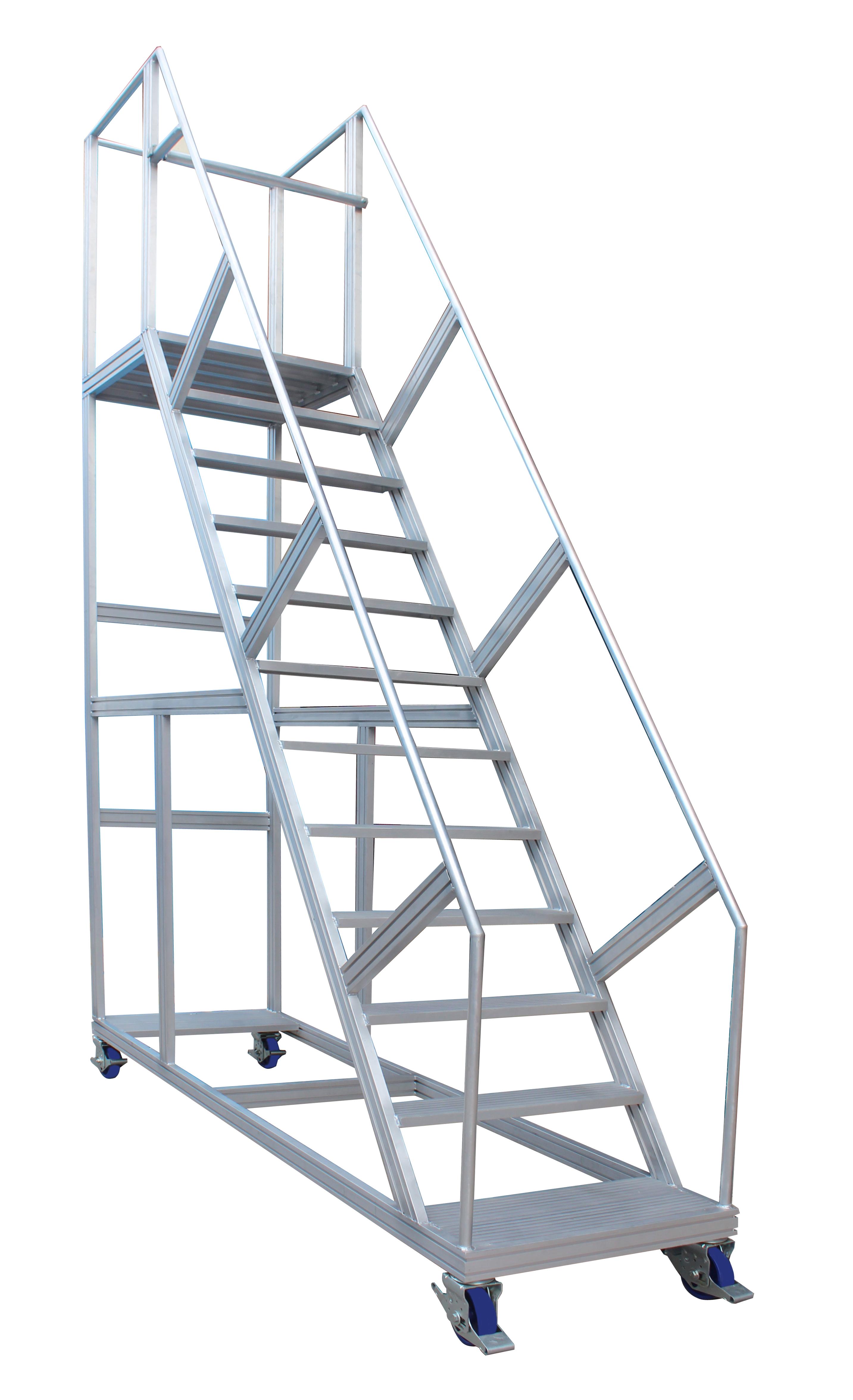 Aluminium Ladder   United Arab Emirates   Unique Scaffolding Industry