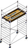 Mobile Aluminium scaffolding supplier in germany