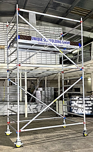 Aluminium Scaffolding supplier in Germany Dusseldorf