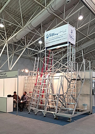 Exhibition | Aluminium Scaffolding | United Arab Emirates