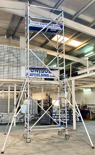 Aluminium Scaffolding supplier in Germany