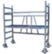 Aluminium Scaffolding sale in Dubai