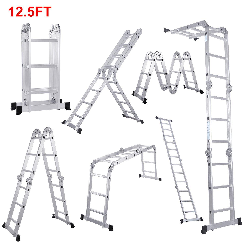 Aluminium Ladder | United Arab Emirates | Unique Scaffolding Industry