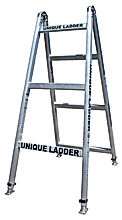 Aluminium Trestle Ladder Supplier