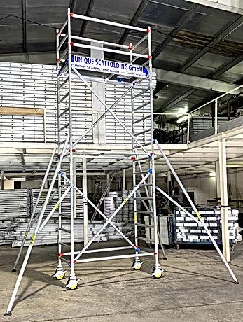 Aluminium Scaffolding supplier in Germany Berlin