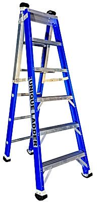 FIBERGLASS STEP EXTENSION LADDER SUPPLIER IMELBOURNE
