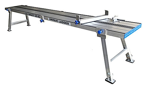 TRESTLE LADDER ALUMINIUM