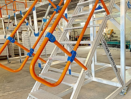 WAREHOUSE LADDER SUPPLIER IN SAUDI ARABIA RIYADH