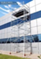 Aluminium Scaffolding sale in Dubai , Abu Dhabi , UAE ,
