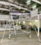 Aluminium Scaffolding sale in Melbourne Australia