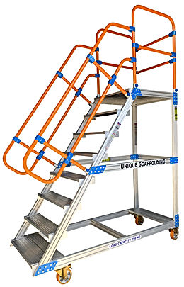 WAREHOUSE LADDER SUPPLIER IN SAUDI ARABIA