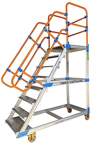 WAREHOUSE LADDER SUPPLIER IN SAUDI ARABIA JEDDAH