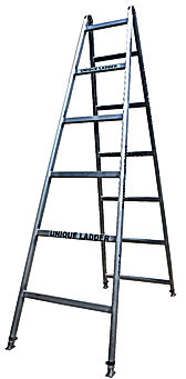 Aluminium Trestle Ladder in AUSTRALIA MELBOURNE SYDNEY