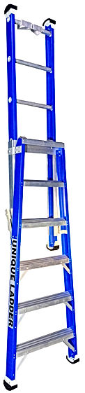 FIBERGLASS STEP EXTENSION LADDER SUPPLIER IN MELBOURNE AUSTRALIA