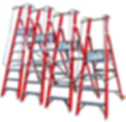 Fiberglass Ladder in dubai , abu dhabi , uae