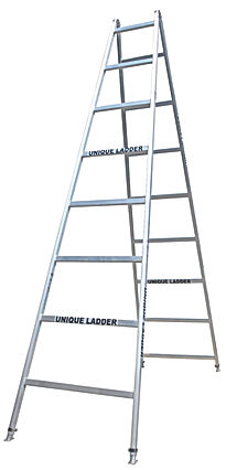 Aluminium Trestle Ladder