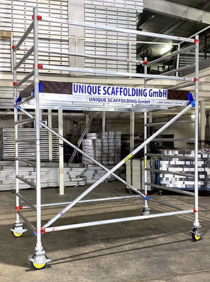 Aluminium Scaffolding supplier in Dusseldorf Germany