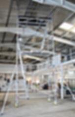 Aluminium Scaffolding supplier