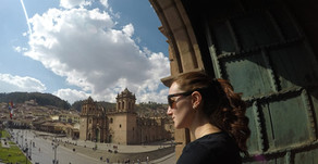 Relato de Viagem Alunos VHE - Lidi Bernardes (Peru)