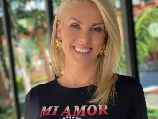 ANA HICKMANN CONFUNDE ELOGIO FEITO EM ESPANHOL