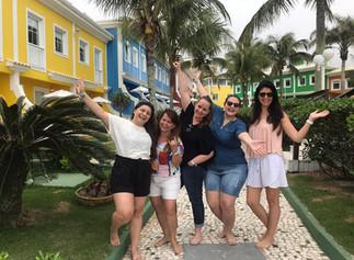Blogueiras de Uma Turista em SC em Bombinhas!