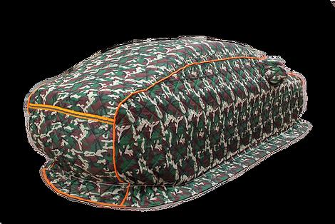 Портативый гараж цвет камуфляж