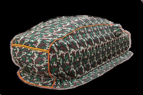 Портативный гараж (утепленный тент-чехол) камуфляж 4.8 м джип