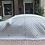 Thumbnail: Портативный гараж (утепленный тент-чехол) серебро 4.6 м джип
