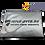 Thumbnail: Защитный автомобильный тент-чехол. Ткань. Цвет серебро.